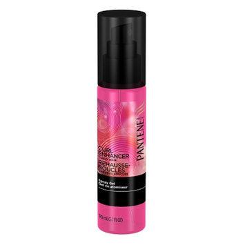 Pantene Pro-V Curly Hair Style Curl Enhancing Spray Hair Gel