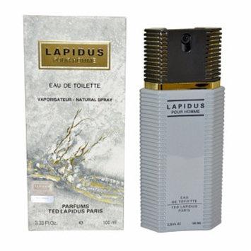 Ted Lapidus for Men - eau de Toilette Spray - 3.3 oz