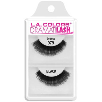 L.A. Colors Dramatilash Drama False Eyelashes