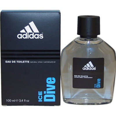 Ice Dive By Adidas for Men, 3.4 Ounce
