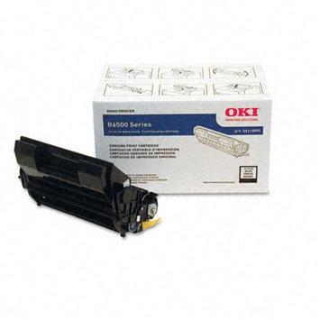 Okidata Corporation 52116001 Toner Cartridge, Black - OKIDATA