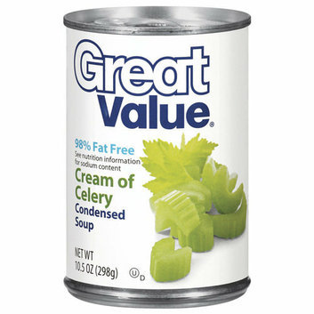 Great Value : Cream Of Celery Condensed Soup