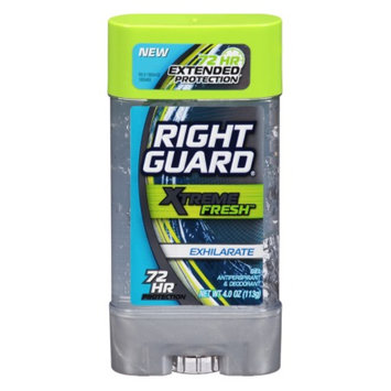 Right Guard Xtreme Fresh Antiperspirant & Deodorant Gel Exhilarate