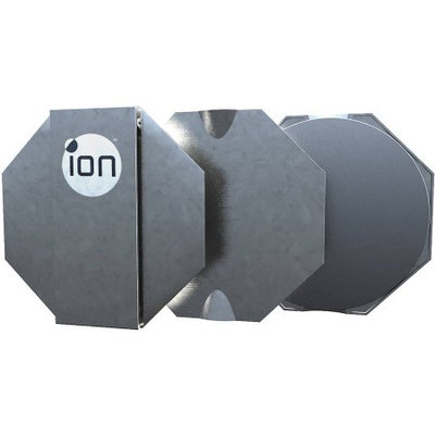 Wynit, Inc Ion - Magnet And Clip For Ion Snapcam - Silver
