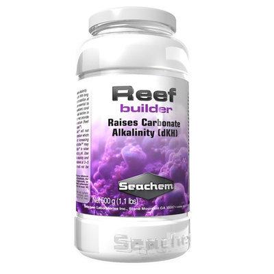 Seachem Laboratories ASM363 Reef Builder 500 gram