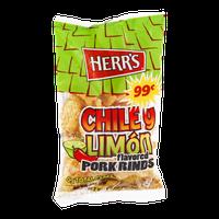 Herr's® Chile Y Limon Pork Rinds
