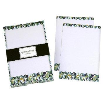 Compendium Memo Pad Green Inspired 4x6