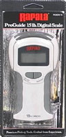 Rapala 15 Pound Digital Scale RGSDS15 by Maurice Sporting Goods