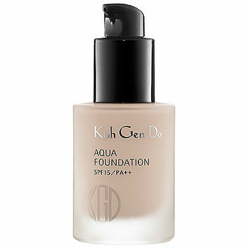 Koh Gen Do Aqua Foundation SPF 15
