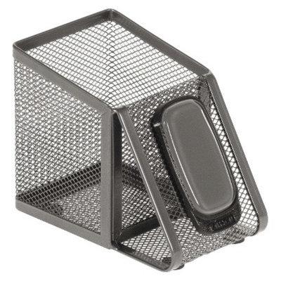 Allsop Metal Desk Tek Pen Cup - Gray