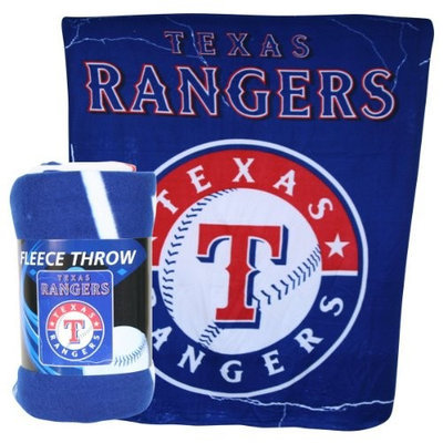 Northwest MLB Officially Licensed Texas Rangers 50