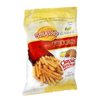 Snikiddy All Natural Classic Ketchup Baked Fries