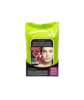 Nicka K Cosmetics - Absolute Make-Up Cleansing Tissues Pomegranate Extract.