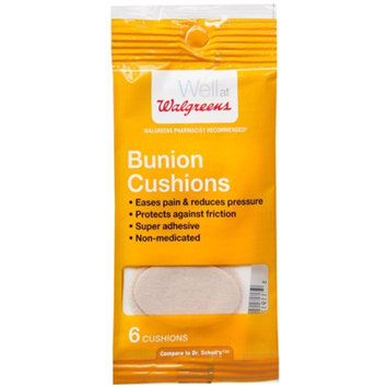 Walgreens Bunion Cushions