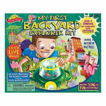 Scientific Explorer Backyard Explorer Kit Ages 4 and up, 1 ea
