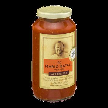 Mario Batali Pasta Sauce Arrabbiata