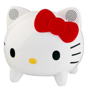 Hello Kitty HELLO KITTY KT4559 Stereo Bluetooth Speaker System
