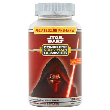 Star Wars Complete Multi-Vitamin Gummies