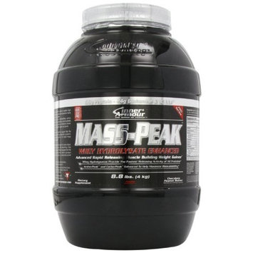 Parisi Approved Inner Armour Nutritional Supplement Mass-Peak, Chocolate Peanut Butter, 8.8 Pound