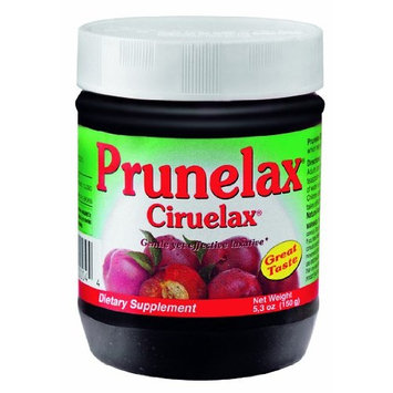 Prunelax Ciruelax Laxative Jam 5.30 Ounces