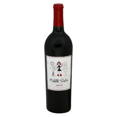 Middle Sister Rebel Red Wine 750 ml