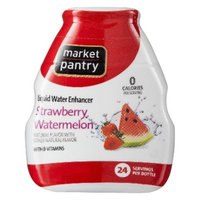 market pantry Market Pantry Strawberry Watermelon Liquid Water Enhancer 1.62 oz