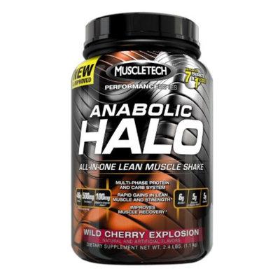 Muscletech Anabolic Halo Wild Cherry Explosion
