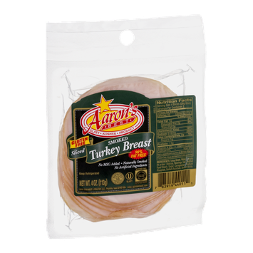 Aaron's Best Smoked Turkey Breast