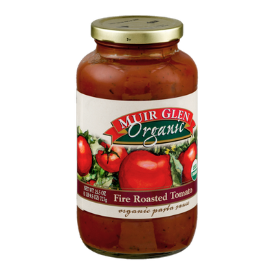 Muir Glen Organic Pasta Sauce Fire Roasted Tomato