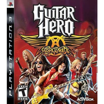 Activision Guitar Hero: Aerosmith (PlayStation 3)