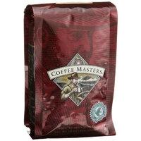 Coffee Masters Flavored Coffee, Hawaiian Macadamia, Whole Bean, 12-Ounce Bags (Pack of 4)