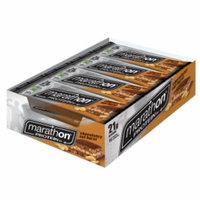Marathon Protein Bar, Chocolatey Nut Burst, 12 ea