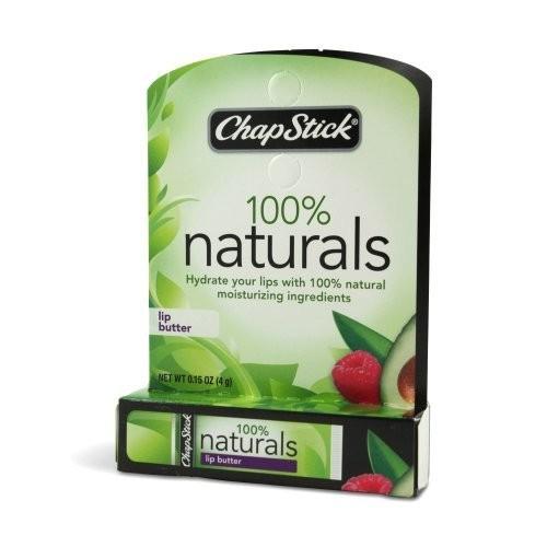 ChapStick® 100% Natural Lip Butter*