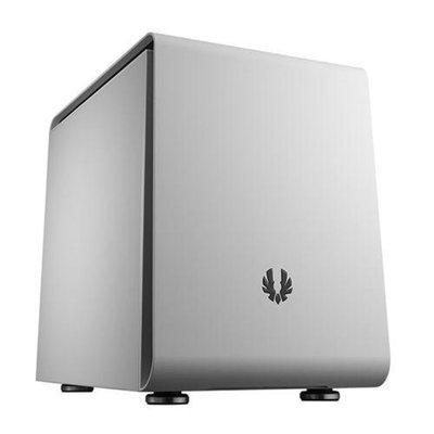 BitFenix Phenom Mini-ITX Computer Case - Mini Tower, 17x Drive Bays, 2x PCI Slots, White - BFC-NEO-100-KKXKS-RP