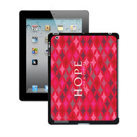 Believetek Pink Hope iPad2 and New Case