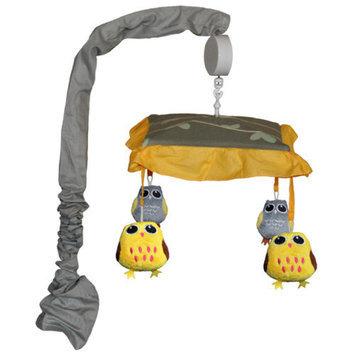 Divina DK Leigh My Baby Hoo Owl Musical Mobile