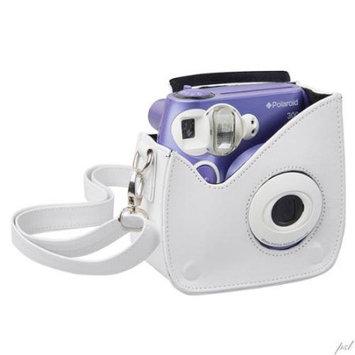 Polaroid Snap Amp Clip Camera Case For The Polaroid PIC 300 Instant Camera White HEC0MHW8I-1608