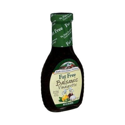 Maple Grove Farms of Vermont Fat Free Balsamic Vinaigrette