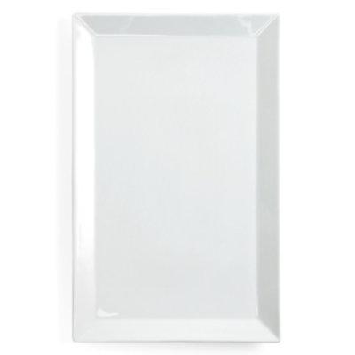 The Cellar Whiteware Large Rectangular Platter