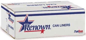 Renown Liner 30X37 25Gl 8Mic Natural 25/Roll 20/CS