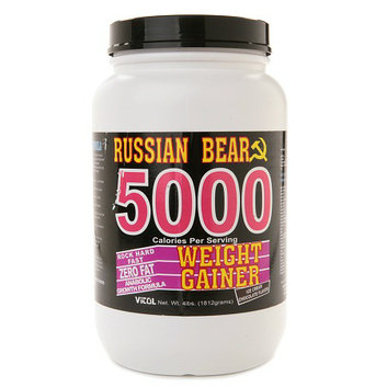 Vitol Russian Bear 5000 Weight Gainer Chocolate
