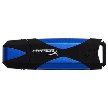 Kingston DataTraveler HyperX DTHX30/64GB USB Flash Drive - 64GB, USB 3.0