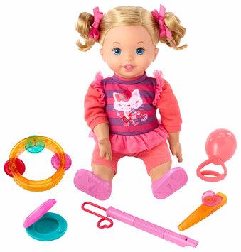 Little Mommy Let s Make Music Doll
