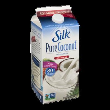 Silk Pure Coconut Coconut Milk Original