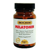 Country Life Melatonin Rapid Release 3 mg, 90 Tablets