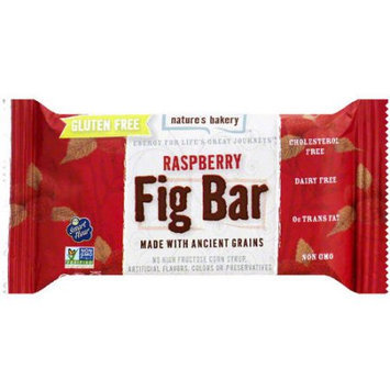 Nature's Bakery Raspberry Fig Bar, 1 oz, 2 count, (Pack of 12)