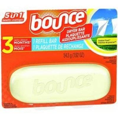 Procter & Gamble Bounce Outdoor Fresh 3 Month Refill Dryer Bar, 1.92 Ounce