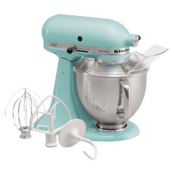 KitchenAid Artisan 5 Qt Stand Mixer- Aqua Sky KSM150