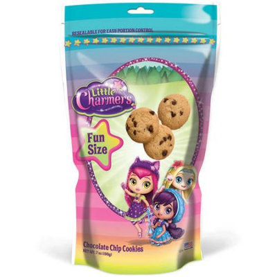 Little Charmers Chocolate Chip Cookies, 7 oz