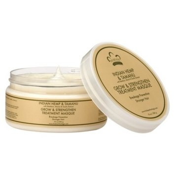 Nubian Heritage Indian Hemp & Tamanu Hair Treatment Masque - 10 oz